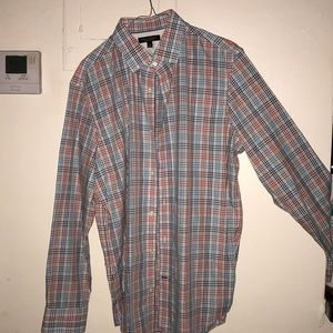 Banana republic large band new male shirt